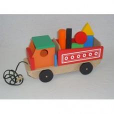 Caminhão Figuras Geométricas