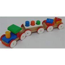 Trem Pedagógico Pinos