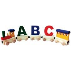 Trenzinho de Letras (Letras a escolher)