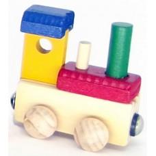 Trenzinho de Letras (Máquina Locomotiva)