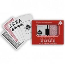 Baralho Copag 1001 Plástico com 108 Cartas