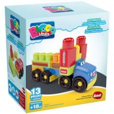 Blocolândia - Super Truck Blocos - MK401 - 13 peças