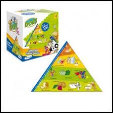 Conhecendo a Pirâmide Alimentar com Doki