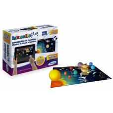 Quebra-cabeça Interactive Play Conhecendo os Planetas