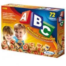 Abc com 72 Peças