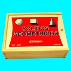 Sólidos Geométricos com 11 Peças REF.: 0037