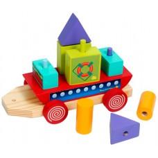 Barco Geométrico REF.: 3760