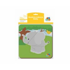 Quebra - cabeça Baby Elefante