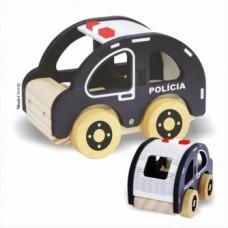 Coleção Carrinhos Mod 03 Polícia