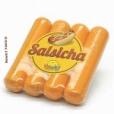 Coleção Comidinhas Salsicha 4 Peças