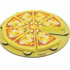 Coleção Comidinhas Pizza 08 Fatias