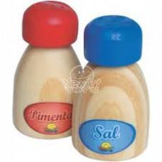 Coleção Comidinhas Sal e Pimenta