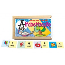 Dominó Alfabetização - Simque