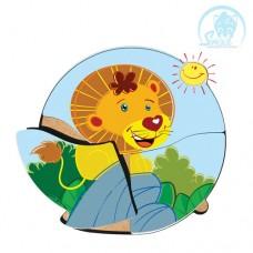 Quebra - cabeça Baby - Leãozinho