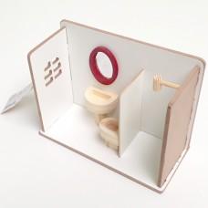 Banheirinho com BOX - PA051