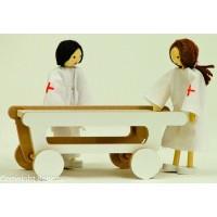 Kit Bonecos Médicos com Maca - PA511