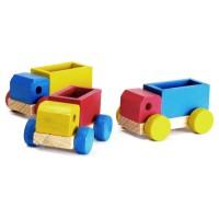 Conjunto de Mini Caminhões AM76