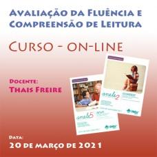 Curso on-line - Avaliação da Fluência e Compreensão de Leitura - Coleção ANELE Volumes 2 e 5 - 5 horas
