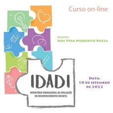 Curso on-line - IDADI - Inventário Dimensional de Avaliação do Desenvolvimento Infantil