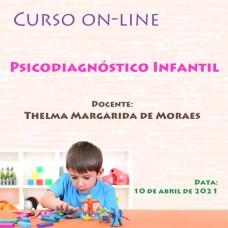 Curso on-line - Psicodiagnóstico Infantil