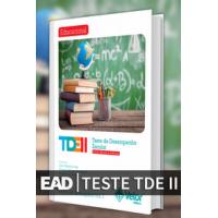 EAD - Teste TDE II