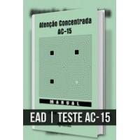 EAD do Teste AC-15