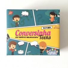 Conversinha Teens - Jogo terapêutico para adolescentes