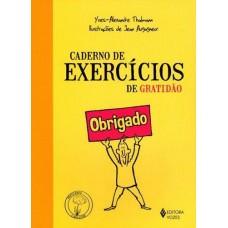 Caderno de Exercícios - de Gratidão
