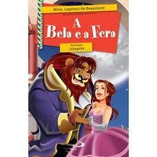 A Bela e a Fera (Coleção Biblioteca Infantil)