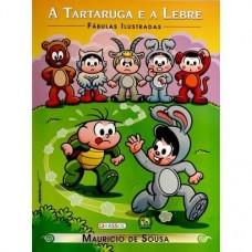 Turma da Mônica Fábulas Ilustradas - A Tartaruga e a Lebre