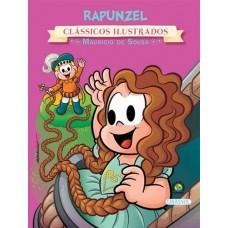 Coleção - Turma da Mônica - Clássicos Ilustrados - Rapunzel