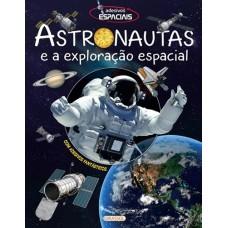 Astronautas e a Exploração Espacial - Adesivos Espaciais