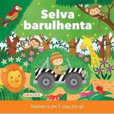 Aventura colorida - Selva barulhenta