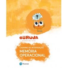Coruja Especialista - Caderno de Intervenção - Memória Operacional