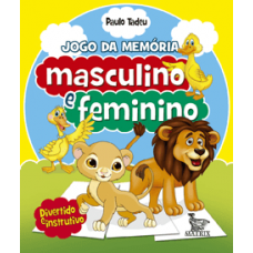 Jogo da Memória - Masculino e Feminino