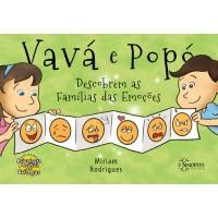 Vavá e Popó descobrem as famílias das emoções
