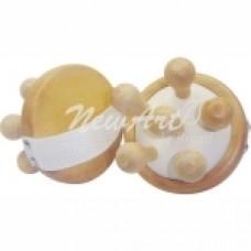 Massageador Estrela Modelo 01 REF.: 0046