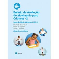 Movement ABC-2 - Bateria de Avaliação do Movimento para Crianças e Adolescentes - Kit Completo