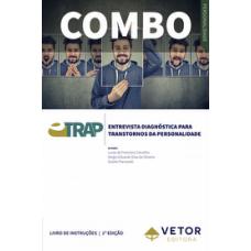 E-TRAP - Entrevista Diagnóstica para Transtornos da Personalidade - COMBO - Critério A + Critério B - Aplicação Online