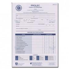 PROLEC 3º ED - Prova de avaliação dos processos de leitura - Caderno de Respostas