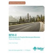BFM-2 - Bateria de Funções Mentais para Motorista - Teste de Memória - TEMPLAM - Livro de Instruções Vol. 1