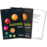 EAE-EP - Escala de Autoeficácia para Escolha Profissional 2a Edição - Kit
