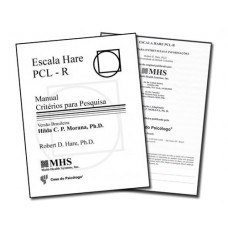 Escala Hare PCL-R - Kit Completo