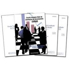 Avaliação de Desempenho: EVHAD - Escala Vazquez-Hutz de Avaliação de Desempenho - KIT