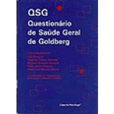 QSG - Questionário de Saúde Geral (Kit)