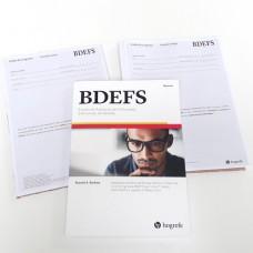BDEFS - Escala de Avaliação de Disfunções Executivas de Barkley - Coleção