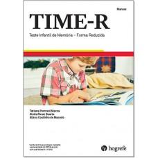 TIME-R - Teste Infantil de Memória - Forma Reduzida - Coleção