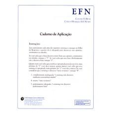EFN - Escala Fatorial de Ajustamento Emocional/Neuroticismo - Caderno de Aplicação