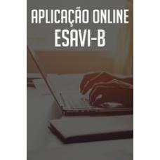 EsAvI-B - Aplicação on-line