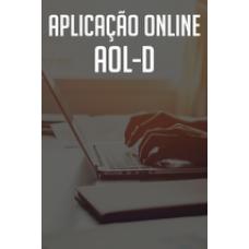AOL - D - Aplicação on-line